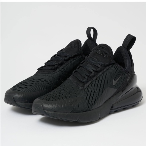 READ DESCRIPTION: Nike Air max 270 All Black NWT